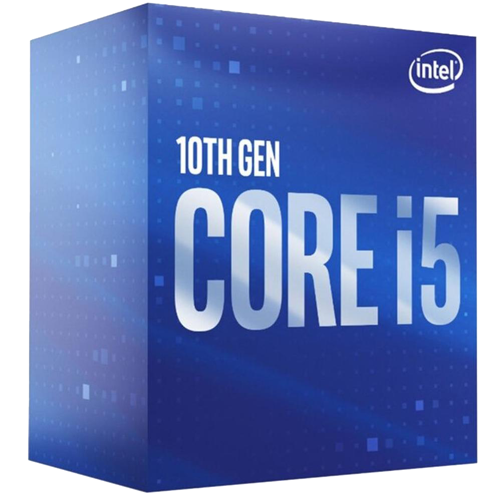 Процессор Intel Core i5-10400F, 2.9ГГц, (Turbo 4.3ГГц), 6-ядерный, L3 12МБ, LGA1200, BOX процессор intel core i9 10900k 3 7ггц turbo 5 3ггц 10 ядерный l3 20мб lga1200 box