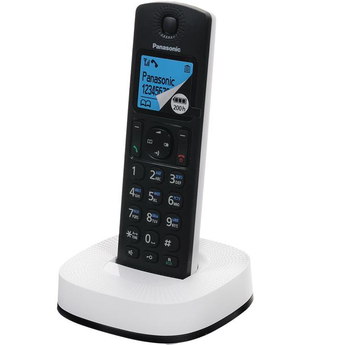 Радиотелефон Panasonic KX-TGC310RU2 черный/белый