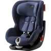Автокресло Britax Romer King II Black Series Moonlight Blue