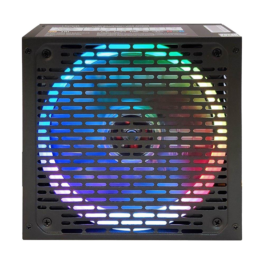 Блок питания 550W HIPER HPB-550RGB блок питания hiper hpb 550rgb 550w black