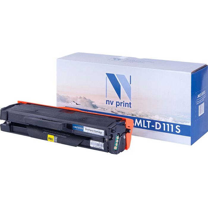 Фото - Картридж NV-Print NVP- MLT-D111S для Samsung M2020/M2020W/M2070/M2070W/M2070FW (1000стр) картридж profiline pl mlt d111s для samsung xpress sl m2020 2022 2070 1000стр