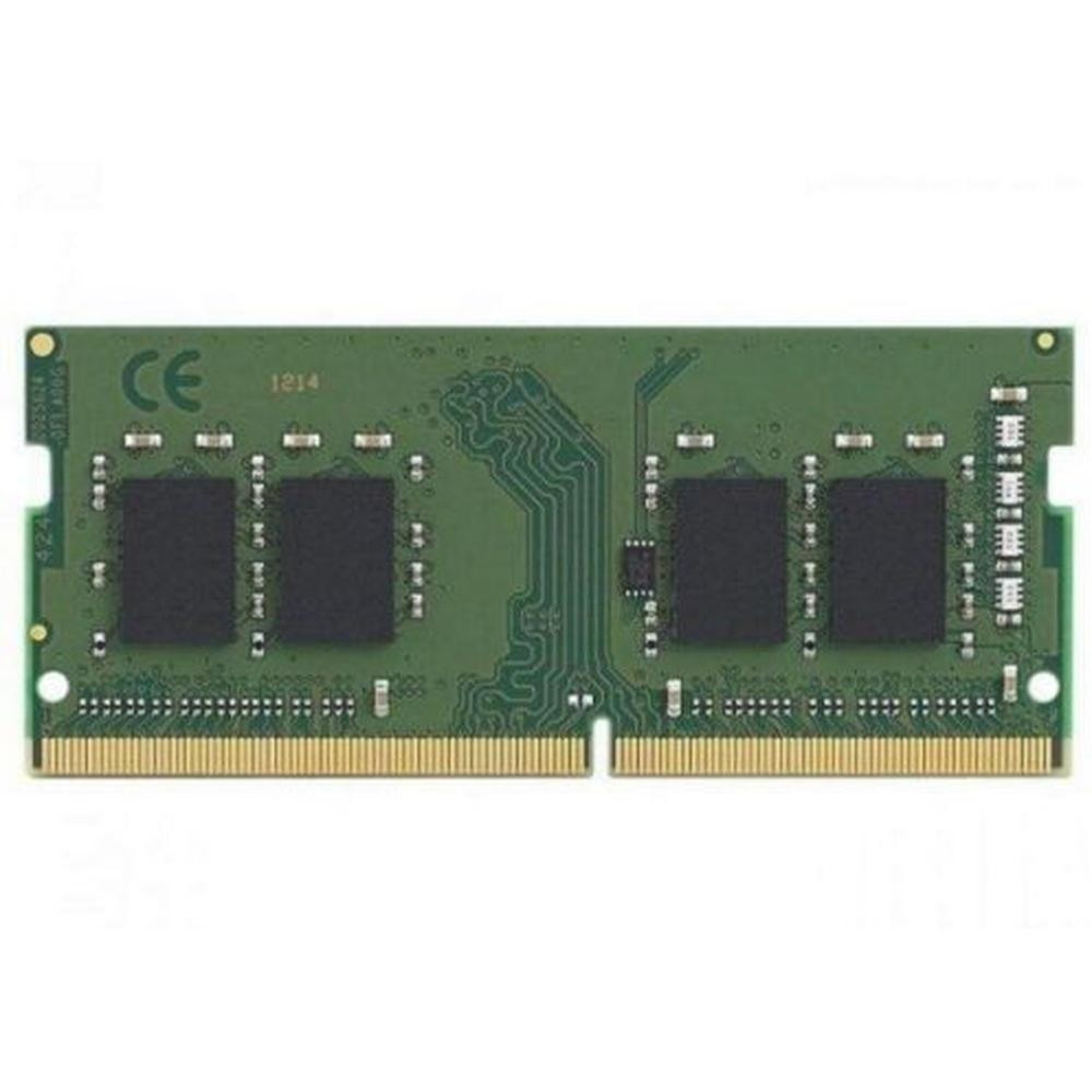 Фото - Модуль памяти SO-DIMM DDR4 16Gb PC21300 2666Mhz Kingston (KVR26S19S8/16) модуль памяти so dimm ddr4 4gb pc21300 2666mhz crucial ct4g4sfs8266
