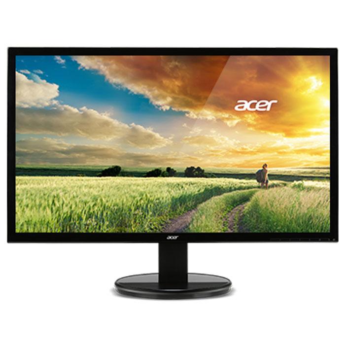 Монитор 24 Acer K242HLDBID TN 1920х1080 1ms DVI-D, HDMI, VGA монитор 22 acer k222hqlbid tn 1920x1080 5ms dvi d hdmi vga
