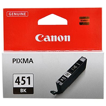 Фото - Картридж Canon CLI-451BK Black для MG6340/MG5440/IP7240 картридж canon cli 451c 6524b001 для canon pixma ip7240 mg6340 mg5440 голубой