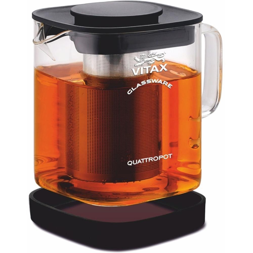 Фото - Заварочный чайник Vitax VX 3311, 900 мл. заварочный чайник vitax belsay 1 л vx 3203