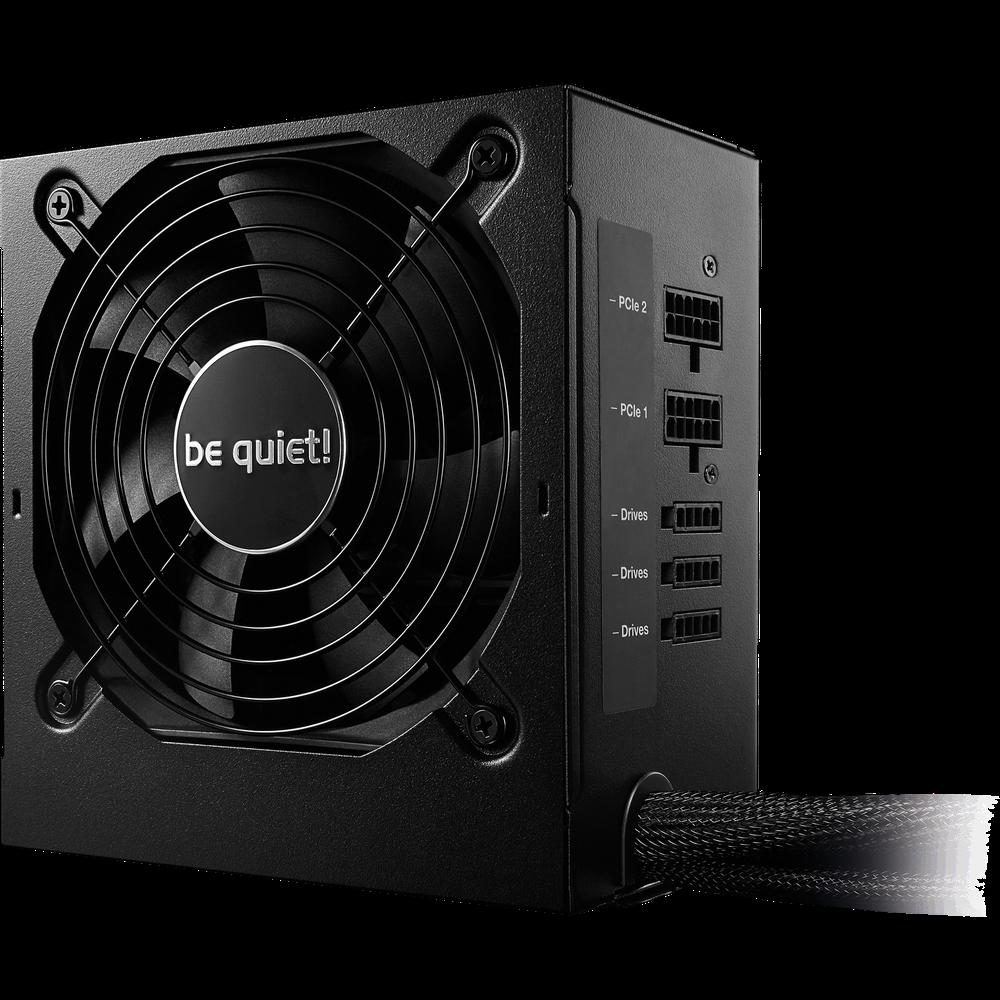 Блок питания 600W be quiet! System Power 9-CM 600W блок питания atx 700 вт be quiet system power 9 bn248