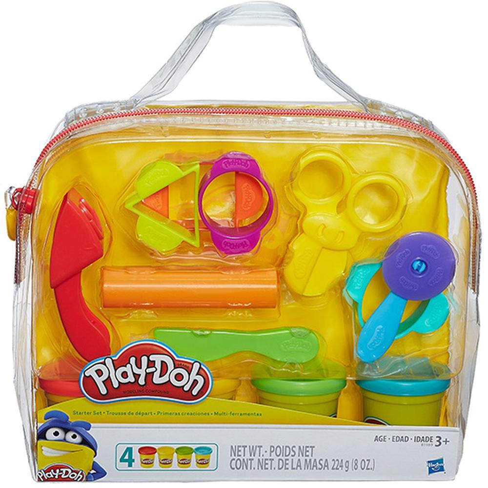 Игровой набор с пластилином Hasbro Play-Doh B1169 для путешествий