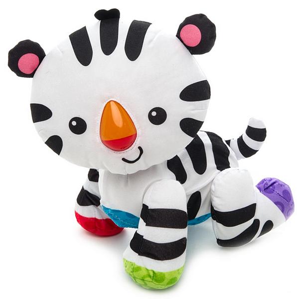 Интерактивная игрушка Mattel Fisher-Price Тигренок CBN63