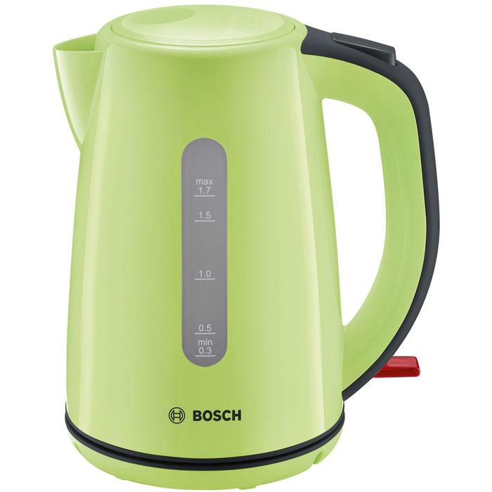 Фото - Электрочайник Bosch TWK 7506 чайник bosch twk 7506