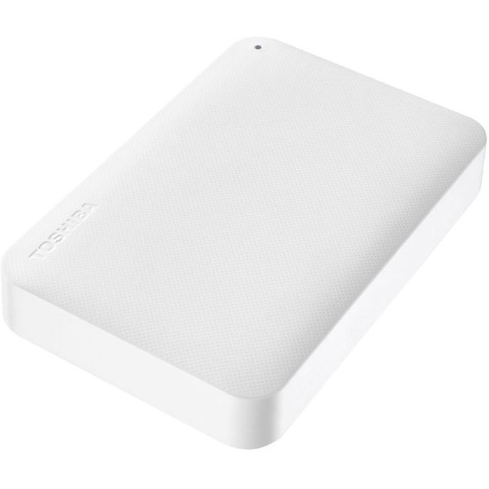 Внешний жесткий диск 2.5 2Tb Toshiba HDTP220EW3CA USB3.0 Canvio Ready Белый