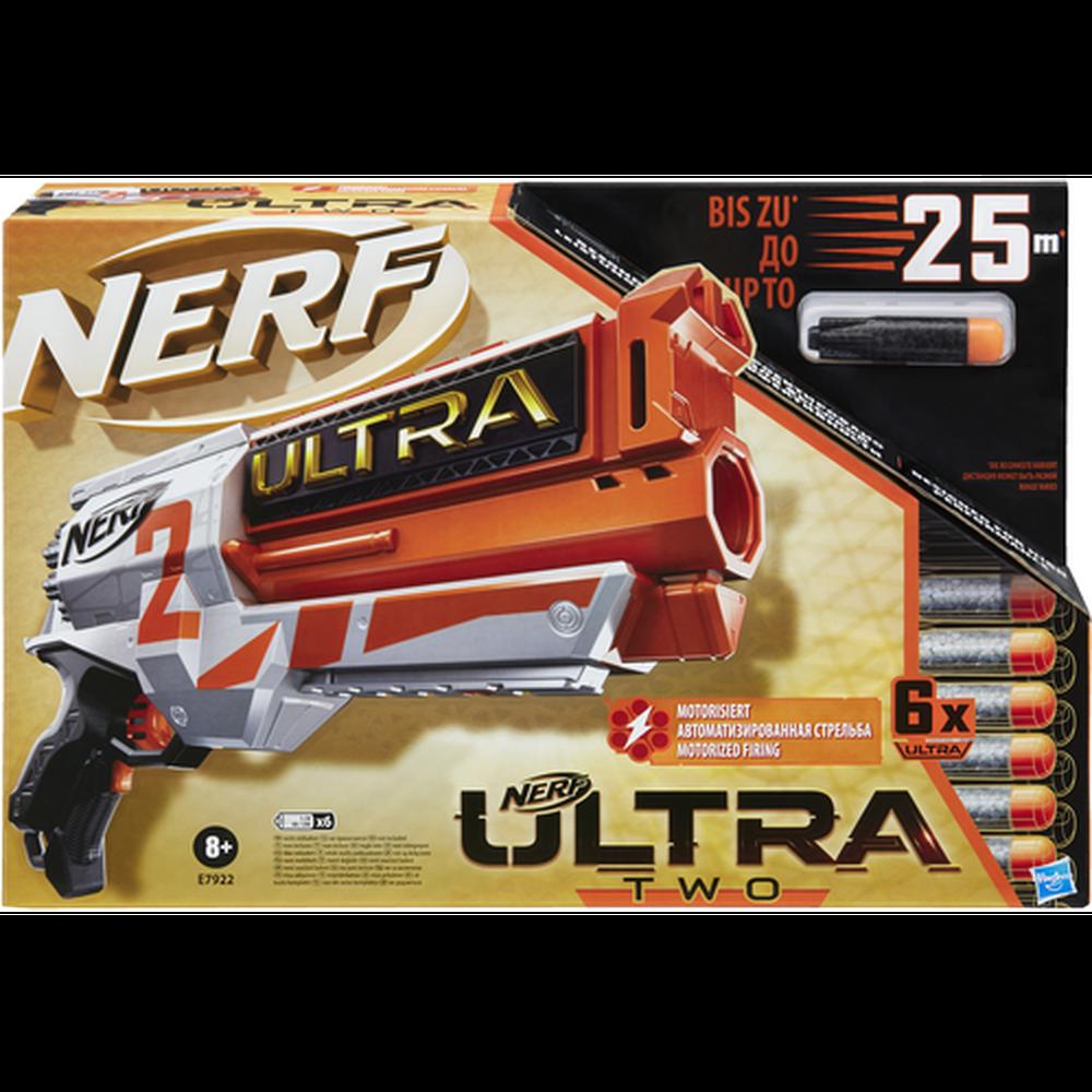 Бластер Hasbro Nerf Ультра Two E79223R0