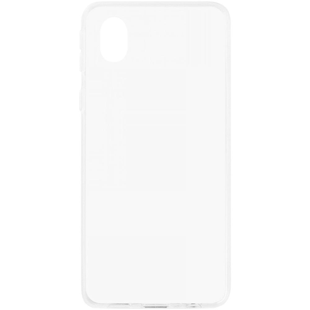 Чехол для Samsung Galaxy A01 Core SM-A013M01 Core SM-M013 Zibelino Ultra Thin Case прозрачный