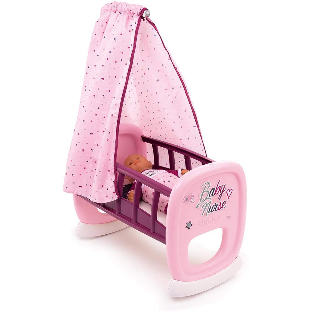 Smoby Baby Nurse Колыбель для пупса 220338