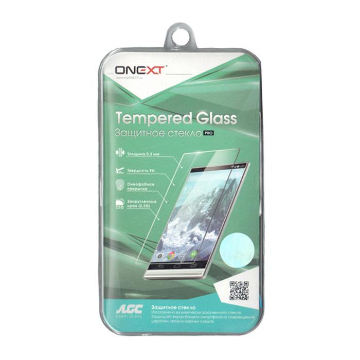 Защитное стекло для Sony G3212 Xperia XA1 Ultra Onext защитное стекло для sony g3212 xperia xa1 ultra onext 3d на весь экран с черной рамкой