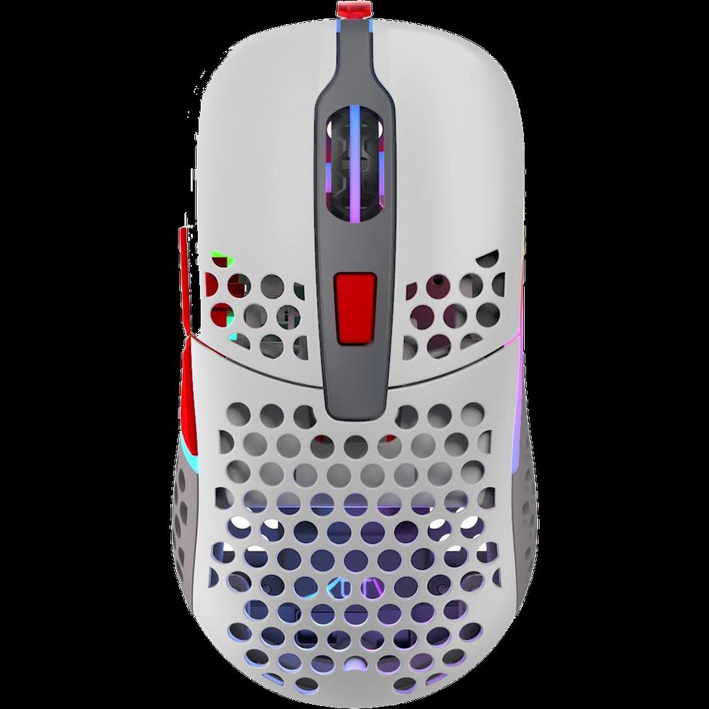 Мышь Xtrfy M42 RGB Retro проводная недорого