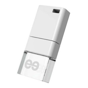 USB Flash накопитель 16GB Leef ICE (LFICE-016WHR) White