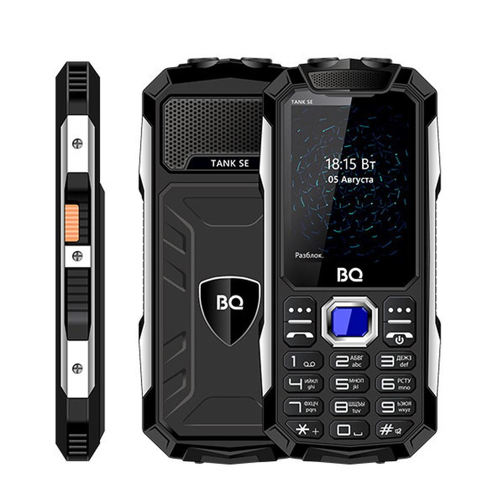 Фото - Мобильный телефон BQ Mobile BQ-2432 Tank SE Black сотовый телефон bq 2432 tank se black