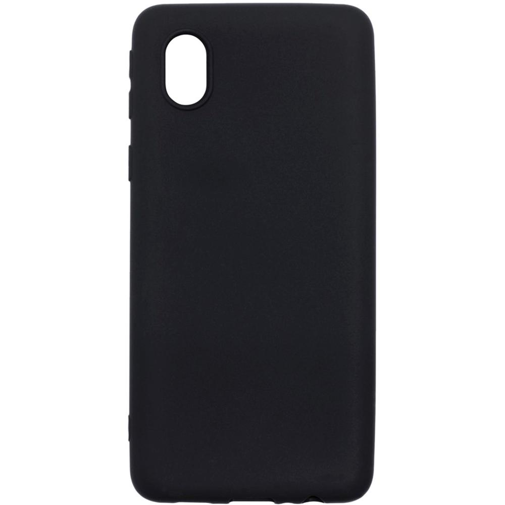 Чехол для Samsung Galaxy A01 Core SM-A013M01 Core SM-M013 Zibelino Soft Matte черный