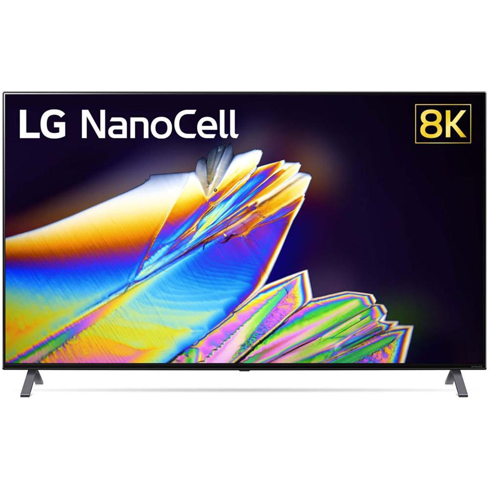 Фото - Телевизор 65 LG 65NANO956NA (8K UHD 7680x4320, Smart TV) черный футболка united colors of benetton united colors of benetton un012egabwc7