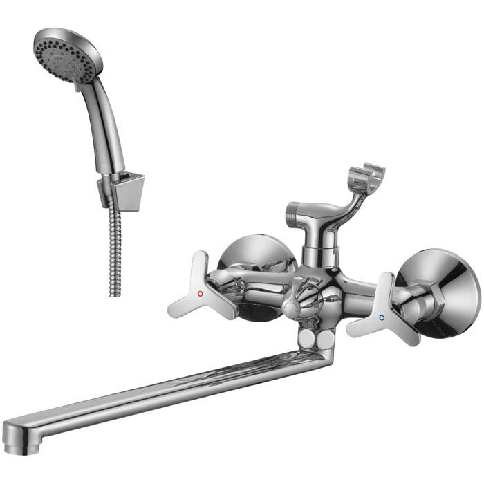 Смеситель для ванны Rossinka Silvermix RS40-84