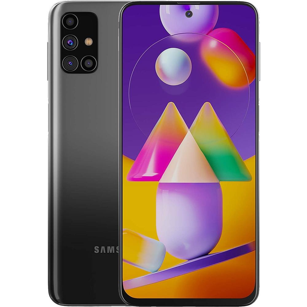 Смартфон Samsung Galaxy M31S SM-M317 6/128GB черный