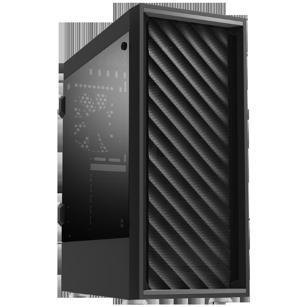 Корпус ATX Miditower Zalman T7 Black