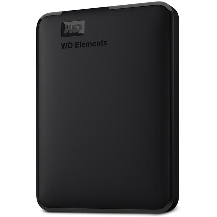 Фото - Внешний жесткий диск 2.5 1Tb WD Elements Portable WDBMTM0010BBK-EEUE USB3.0 Черный внешний hdd wd elements portable 1tb black wdbuzg0010bbk wesn