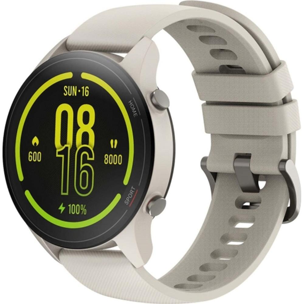 Фото - Умные часы Xiaomi Mi Watch White умные часы xiaomi mi watch eac черный xmwtcl02