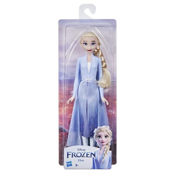 Кукла Hasbro Disney Frozen Холодное сердце 2 Эльза F07965X0