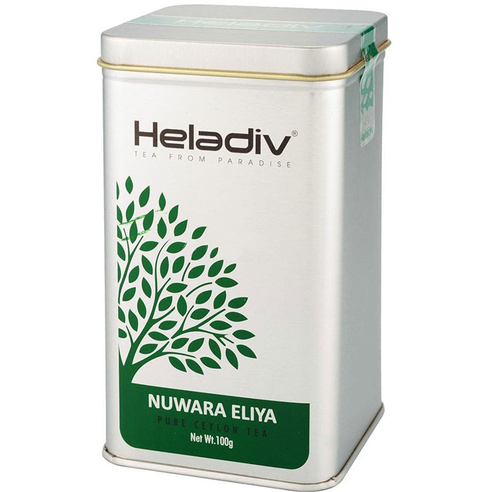 Чай чёрный Heladiv NUWARA ELIYA TEA 100 г
