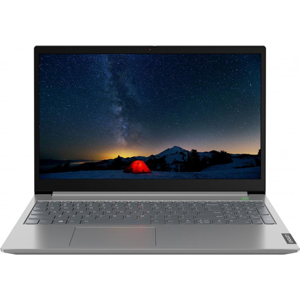 Ноутбук Lenovo ThinkBook 15 IIL Core i3 1005G1/4Gb/1Tb/15.6 FullHD/Win10Pro Grey ноутбук hp 250 g6 1xn67ea core i7 7500u 4gb 1tb 15 6 fullhd dvd win10pro silver