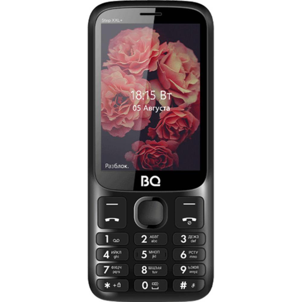 Мобильный телефон BQ Mobile BQ-3590 Step XXL+ Black мобильный телефон bq step xxl 3590 64mb черный синий 2sim 3 5 tft 320x480
