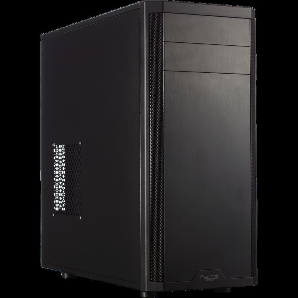 Корпус ATX Miditower Fractal Design Core 2500 Black