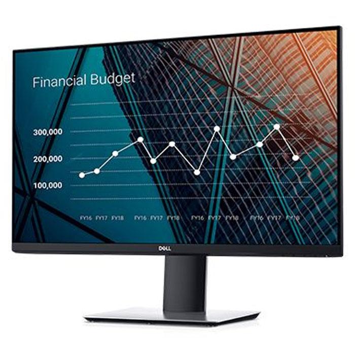 Монитор 27 Dell P2719H IPS 1920x1080 5ms HDMI, DisplayPort, VGA монитор 27 dell up2716d ips 2560x1440 6ms hdmi displayport mini displayport