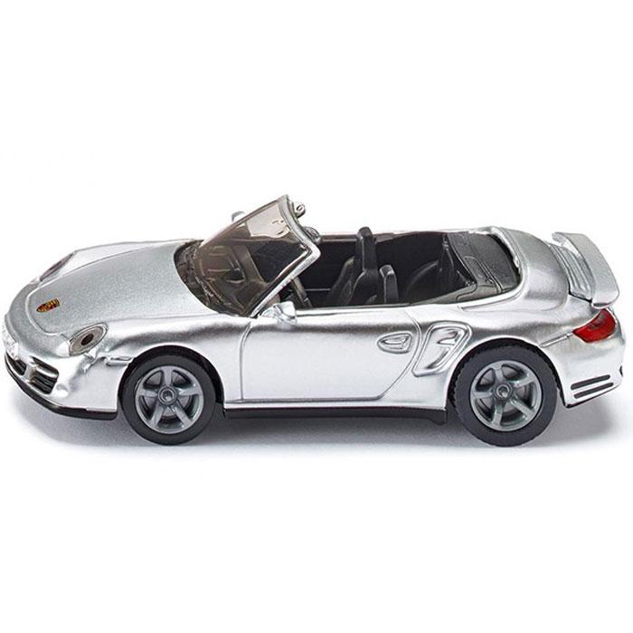 Siku модель машины Porsche 911 Turbo кабриолет 1337 siku модель машины bmw 645i кабриолет 1007