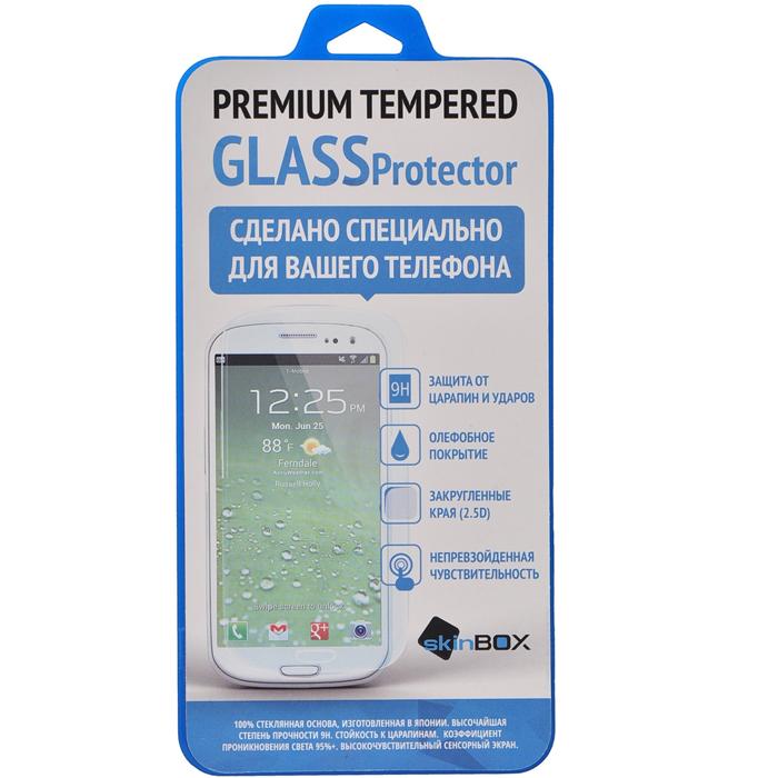 Фото - Защитное стекло для ZTE Blade L3 SkinBox защитное стекло skinbox apple watch 38mm
