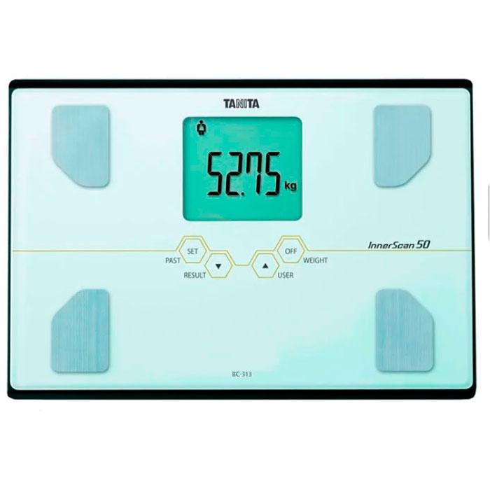 Весы напольные Tanita BC-313 W весы напольные tanita bc 313 white