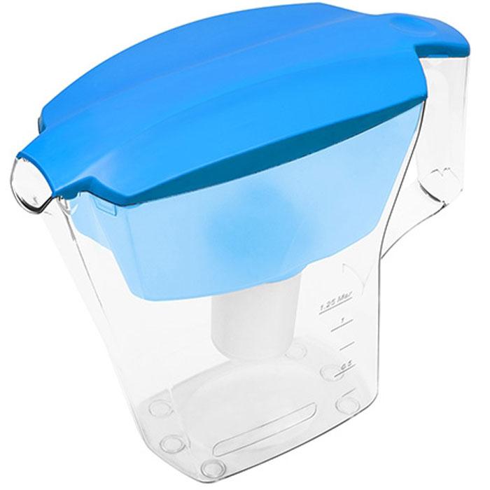 Фильтр кувшин для воды Аквафор Лайн 2,8л blue