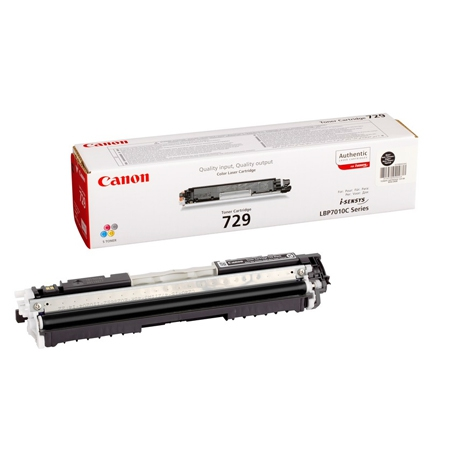 Фото - Картридж Canon 729 Black для i-sensys LBP7010C/LBP7018C (1200стр) картридж canon 729 для lbp7010c 7018c голубой