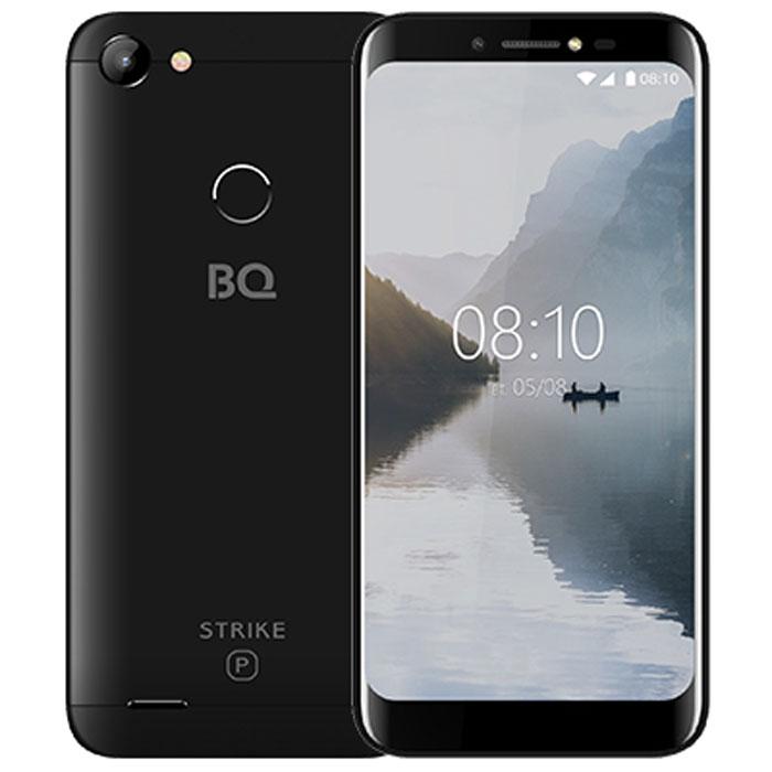 Фото - Смартфон BQ Mobile BQ-5514G Strike Power Black смартфон bq mobile bq 4030g nice mini blue