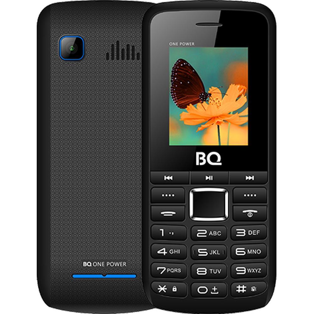 Мобильный телефон BQ Mobile BQ-1846 One Power Black/Blue недорого