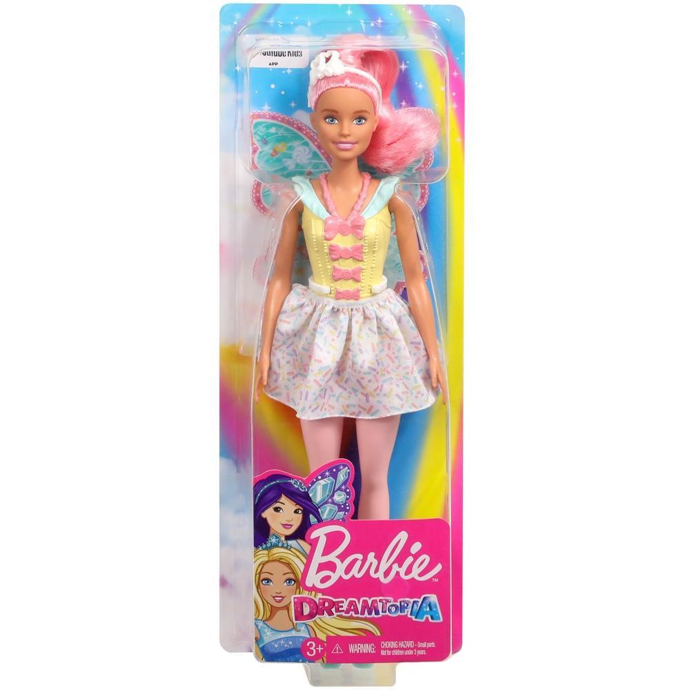 Кукла Mattel Barbie Волшебная Фея FXT03