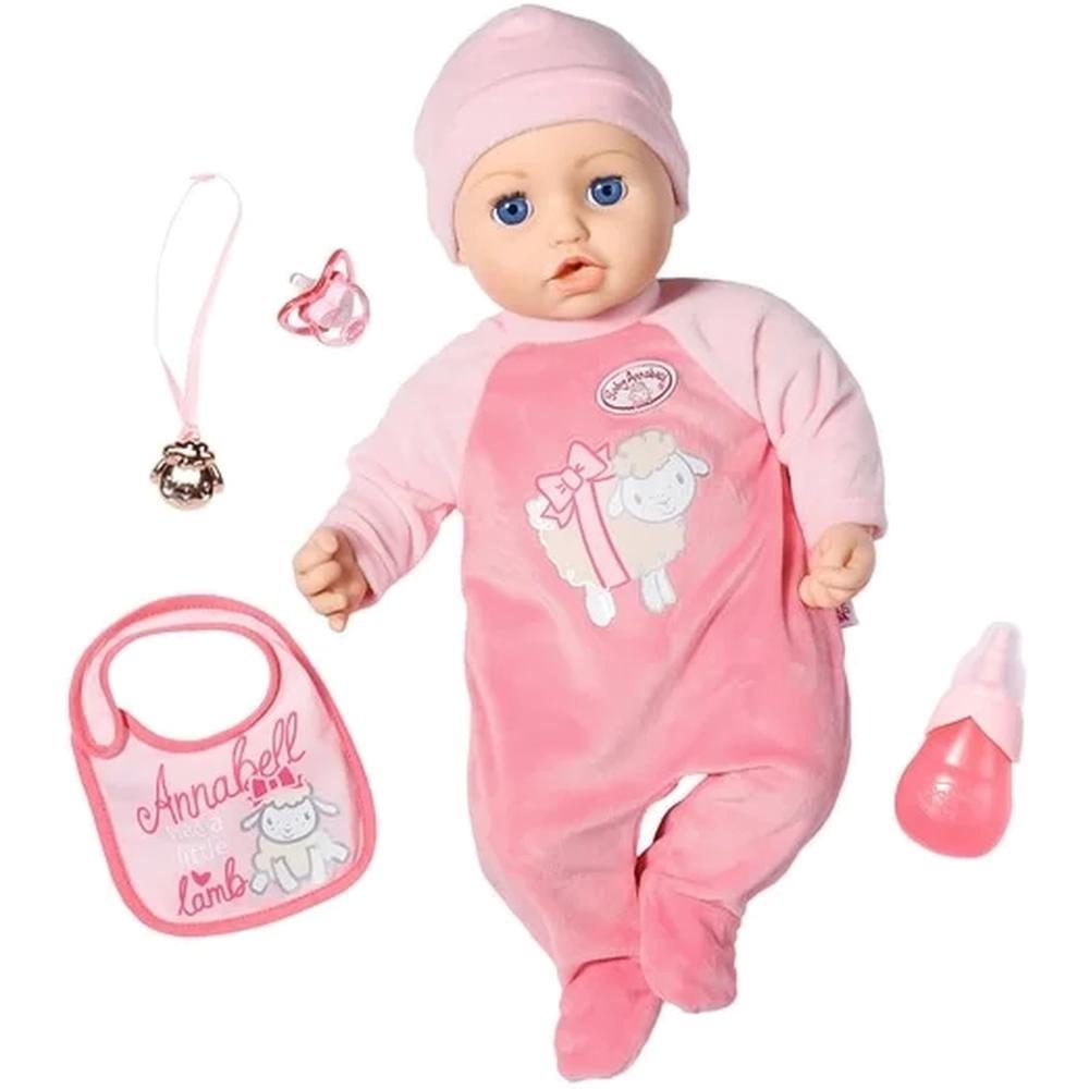 Кукла Zapf Creation Baby Annabell многофункциональная 43 см 702-628