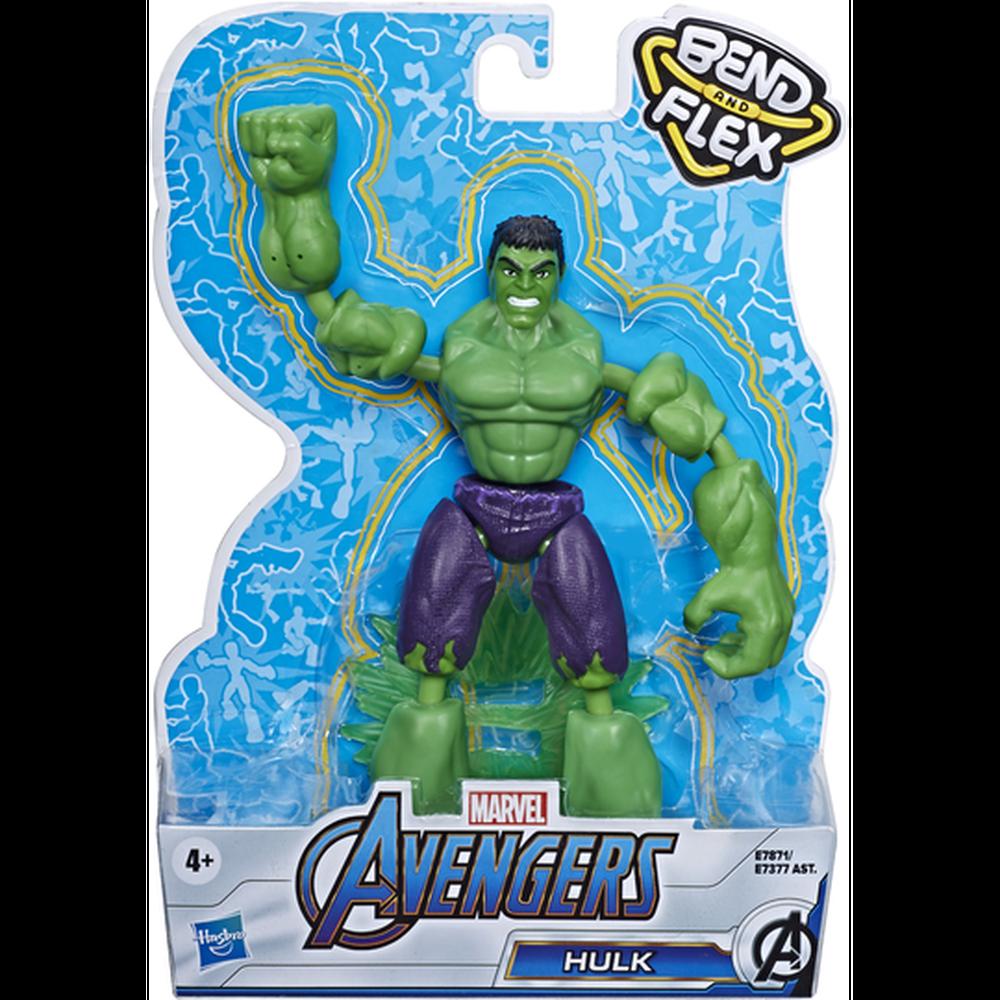 Фото - Avengers Hasbro Фигурка Бенди Мстители 15 см E7377 Халк avengers hasbro фигурка бенди мстители 15 см e7377 капитан америка
