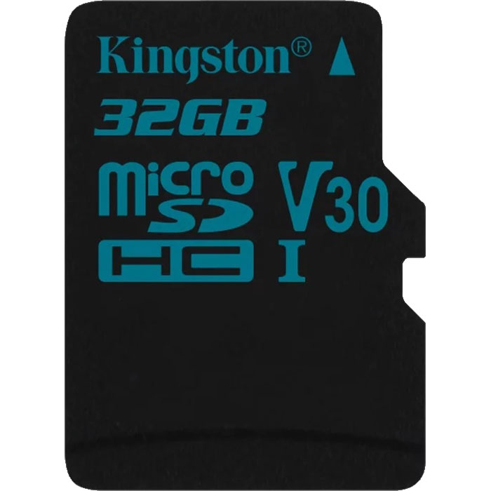 Фото - Карта памяти Micro SecureDigital 32Gb Kingston Canvas Go SDHC class 10 UHS-I (SDCG2/32GBSP) карта памяти kingston micro sdhc 32gb canvas select plus uhs i u1 a1 adp 100 10 mb s