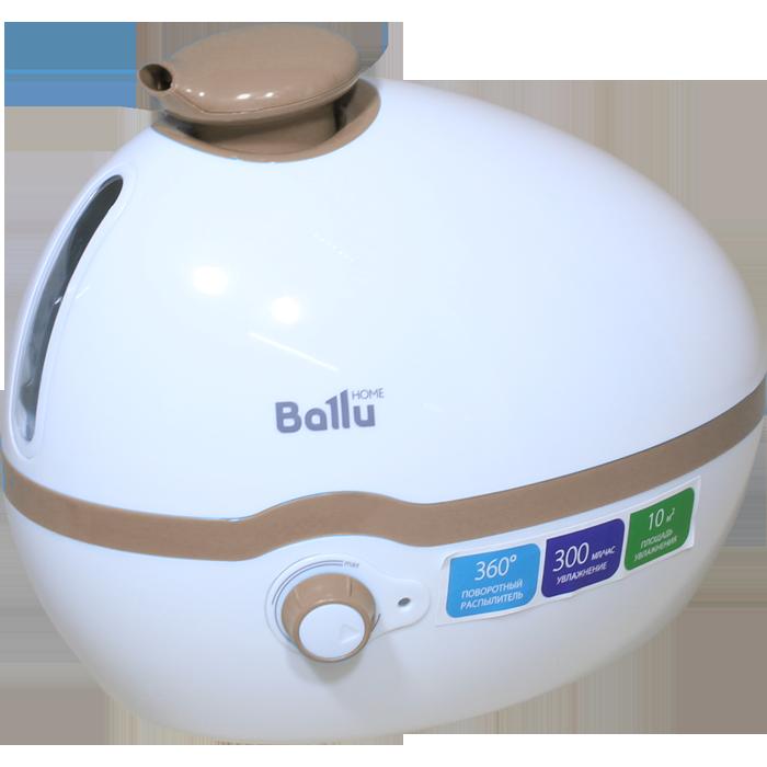 Ультразвуковой увлажнитель воздуха Ballu UHB-100 White/Beige ультразвуковой увлажнитель воздуха ballu uhb 810