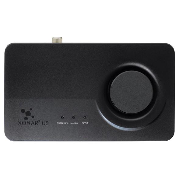 Звуковая карта ASUS Xonar U5 USB