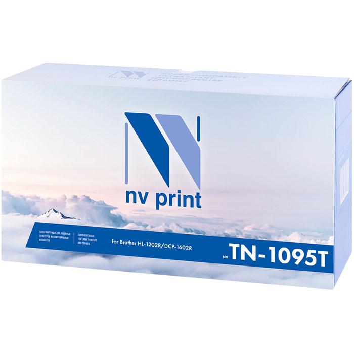 Фото - Картридж NV-Print NVP-TN-1095T для Brother HL-1202R/DCP-1602R (1500стр) фотобарабан brother dr1095 для hl 1202r dcp 1602r монохромный