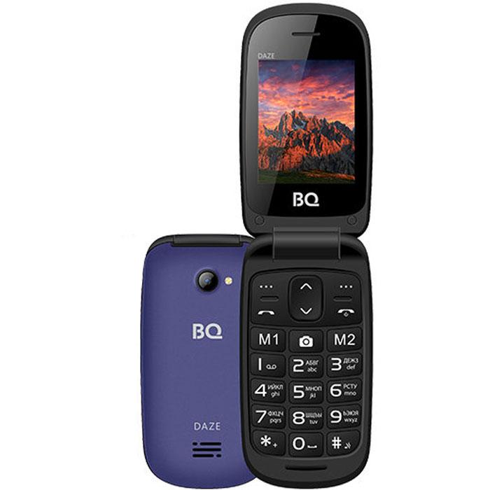 Мобильный телефон BQ Mobile BQ-2437 Daze Blue планшет bq mobile bq 7083g blue