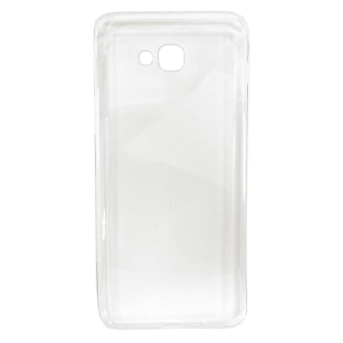 Чехол для Samsung Galaxy J5 Prime SM-G570F/DS skinBOX 4People Slim Silicone прозрачный